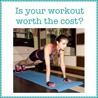 IS your workout worth it image